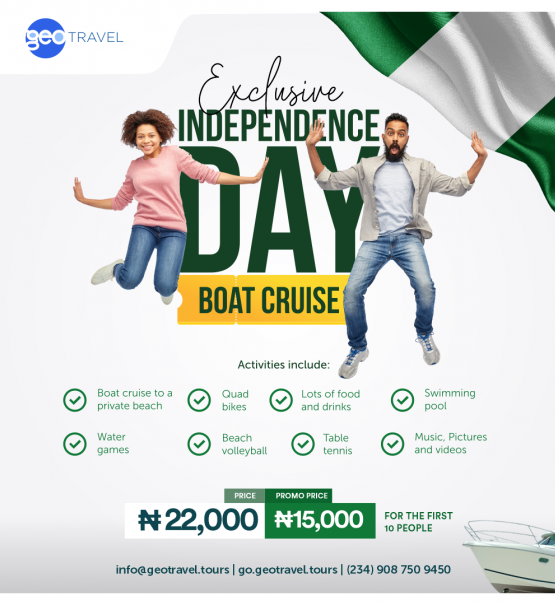 Geo Travel Boat Cruise